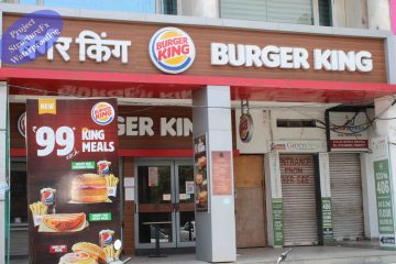 Burger King Sector 20 Waterproofing